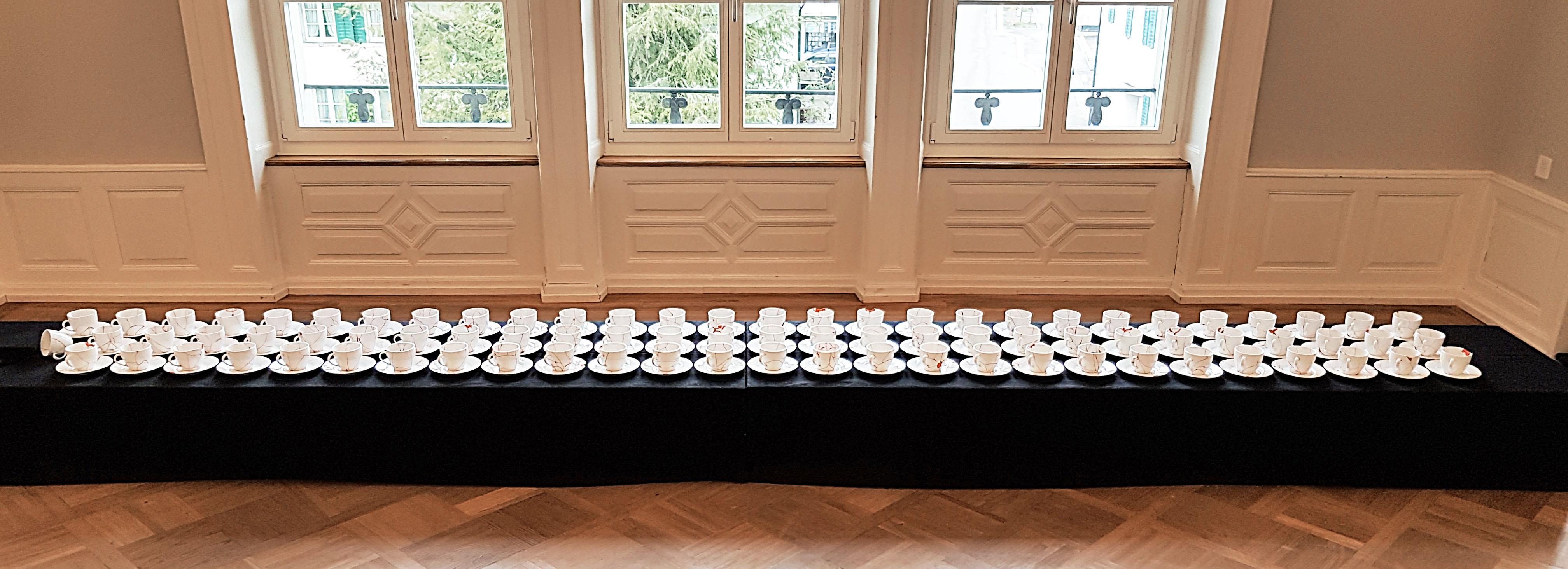 Dishes in Ausstellung 2