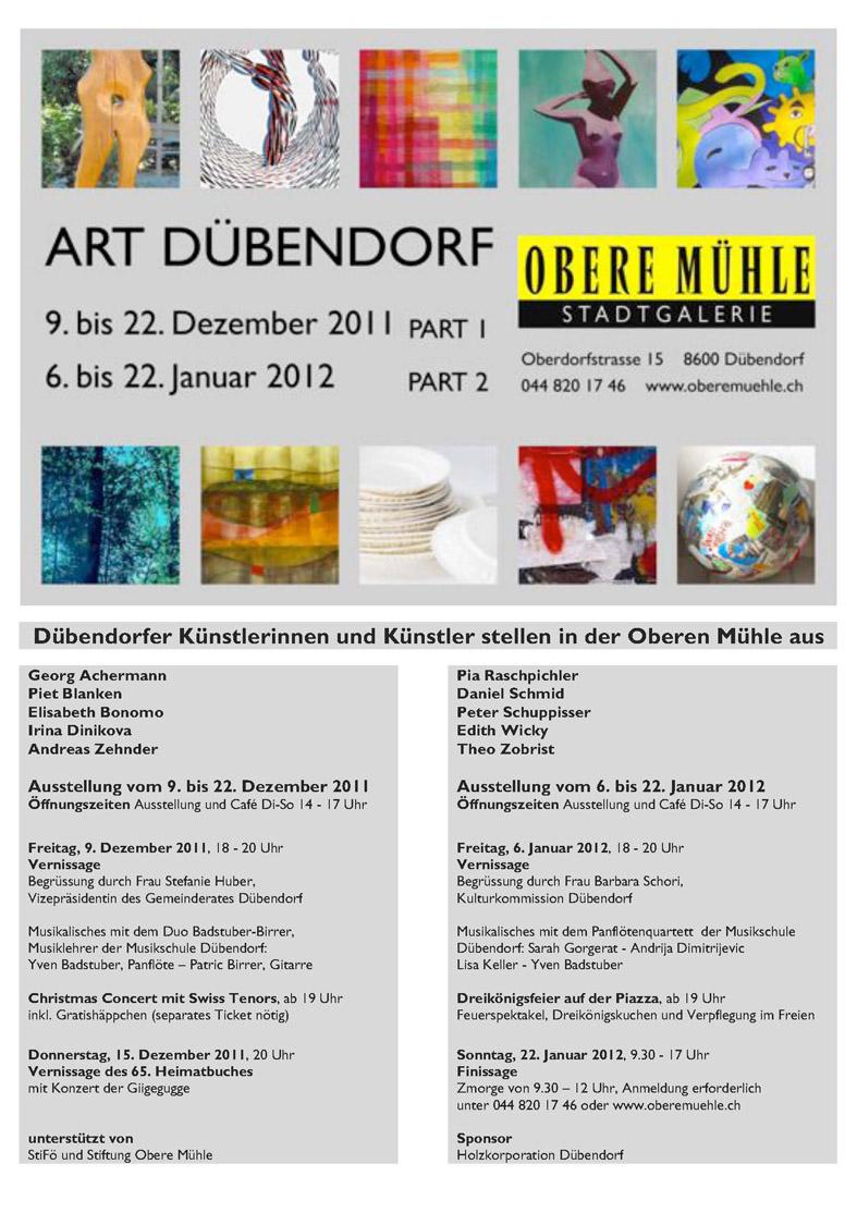 Obere Mühle Dübendorf 2011